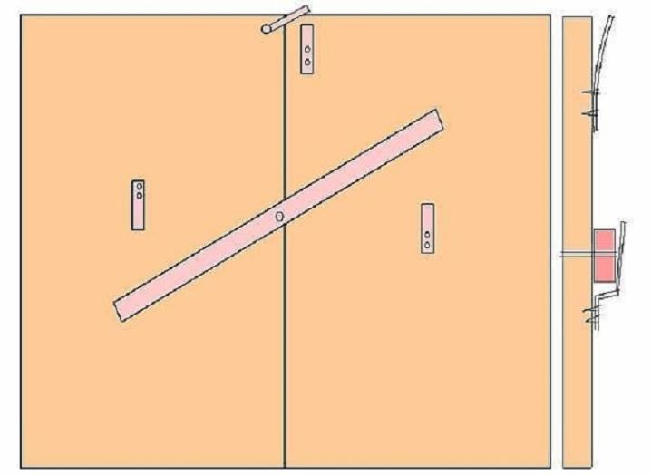 Защелка для калитки своими руками: фото, как сделать на ворота из профнастила, видео