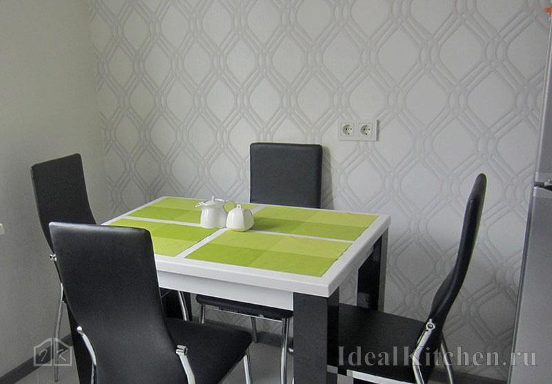 кухня обои для стен фото