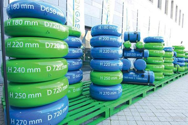 Сколько литров пропана в 50 литровом баллоне