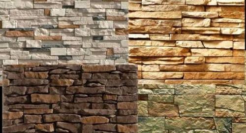 Как сделать декоративный камень: технология изготовления своими руками