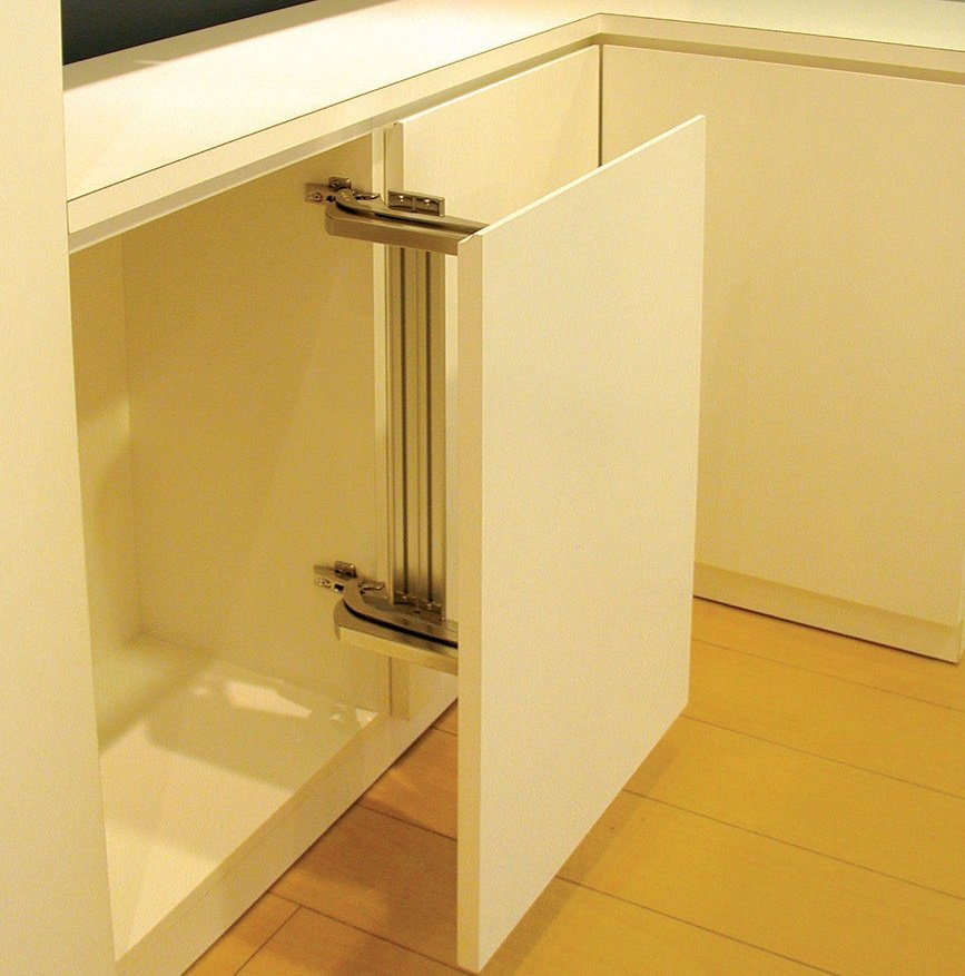 Материалы для кухонных фасадов: фото, плюсы и минусы