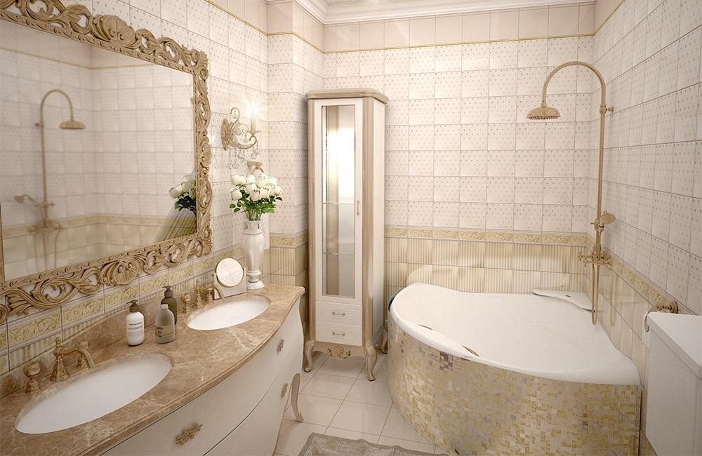 Плитка в ванную на стены — основные виды и правила выбора. советы по укладке и созданию красивого оформления (95 фото)