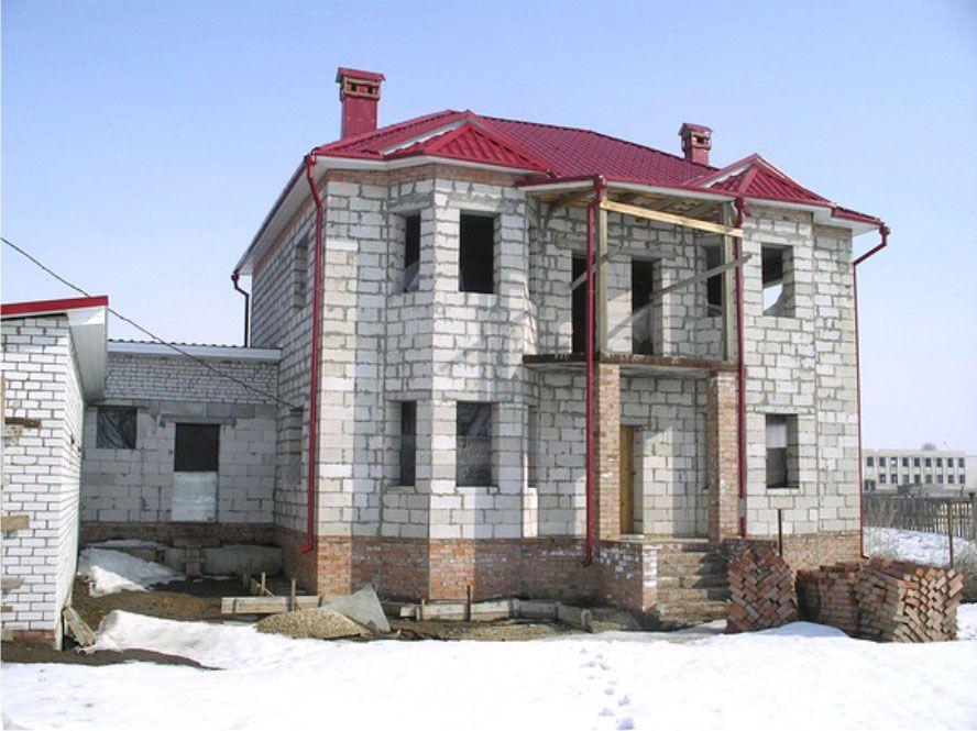 Все основные этапы строительства частного дома. как самому построить жилой дом