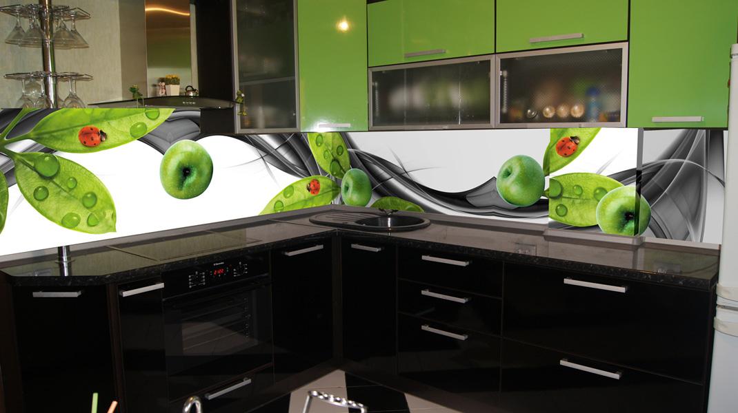 Фартук на кухне (+85 фото): виды и варианты отделки, красивые идеи