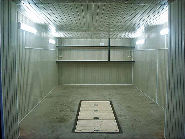 Как дешево утеплить металлический гараж