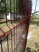 3 d забор