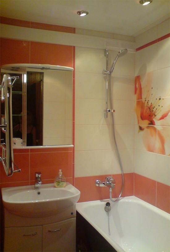 Стиральная машина в ванной комнате +50 фото идей размещения