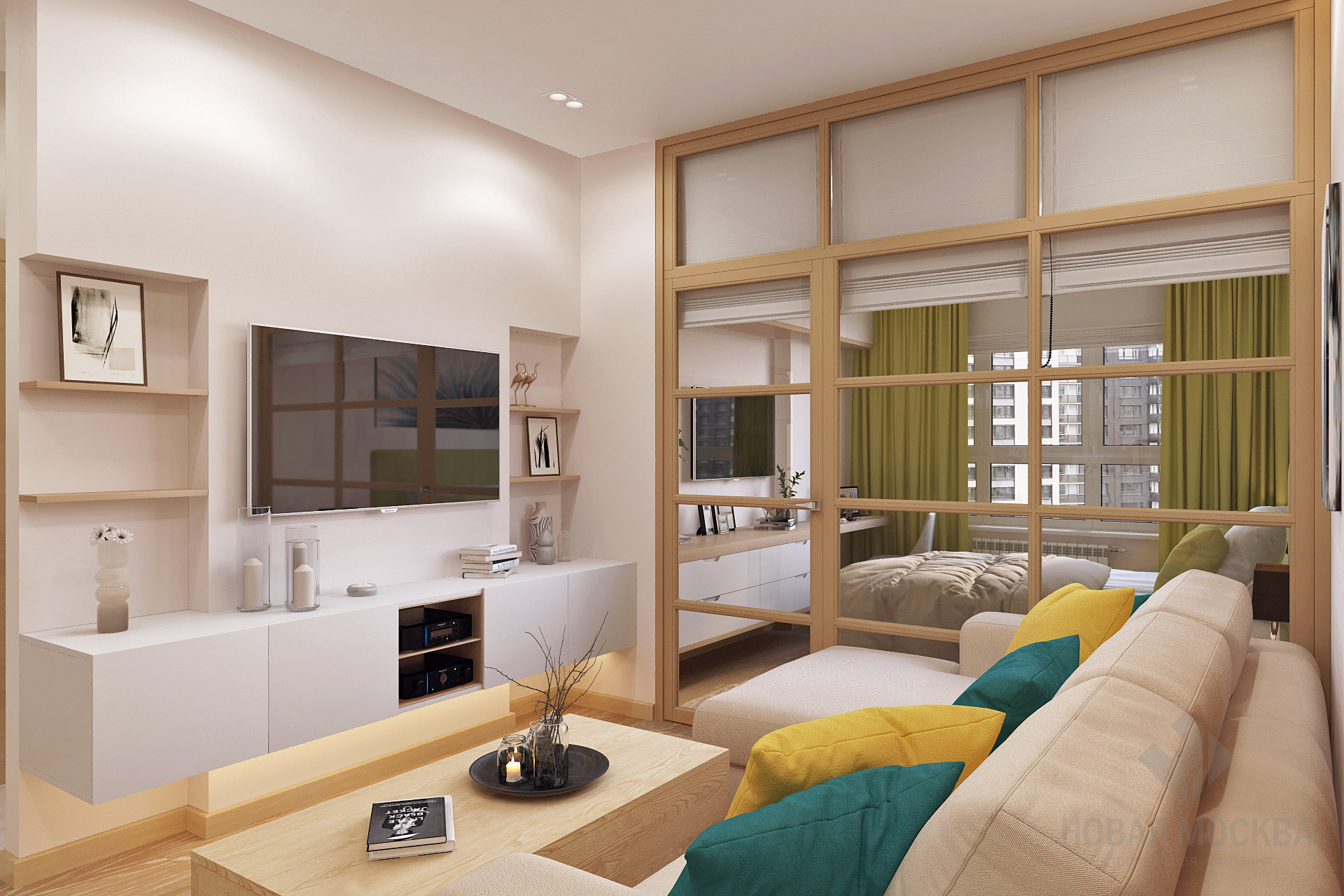 Выбор дивана: цвета, механизмы, размеры