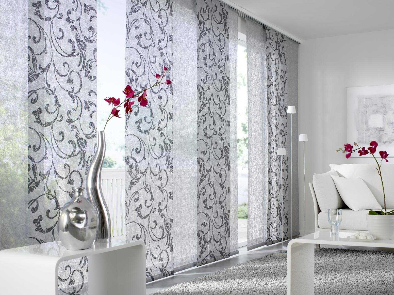 Нитяные шторы в интерьере разных комнат (фото подборка)