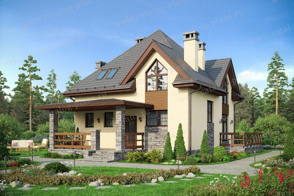 Проекты одноэтажных домов
