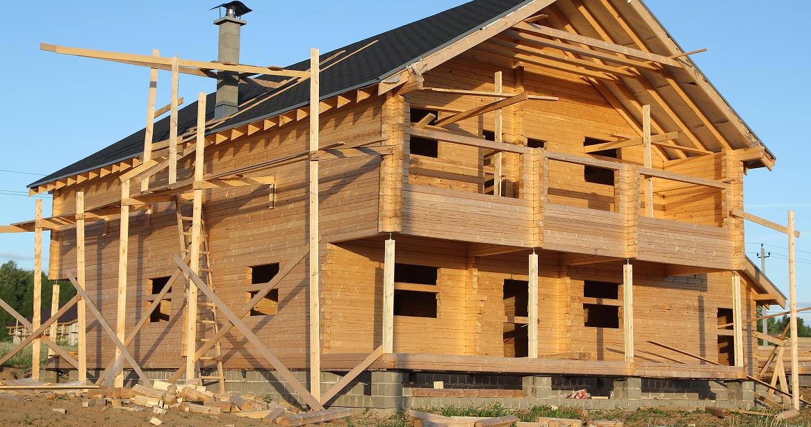 Ленточный фундамент для дома из газобетона и его изготовление