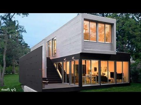 дом из контейнеров проекты