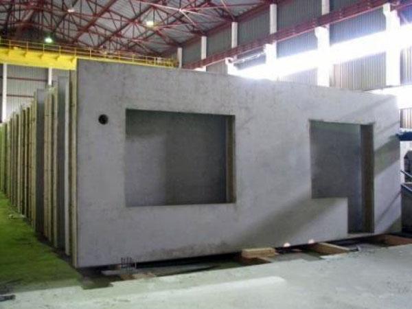 Панели железобетонные стеновые: размеры госты