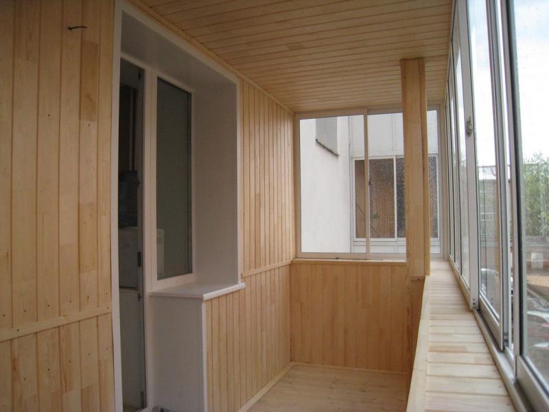 мдф панели для балкона