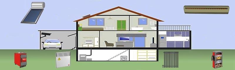 проект дома с печкой