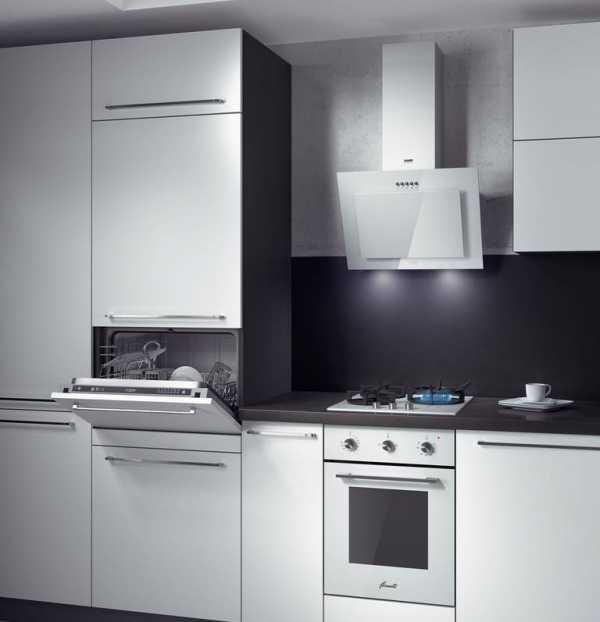 Наклонная вытяжка (30 фото): конструкции в интерьере кухни, плюсы и минусы, какую лучше выбрать, установка и отзывы