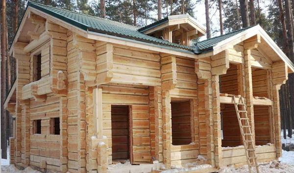 Дома из бруса - отзывы владельцев и строителей