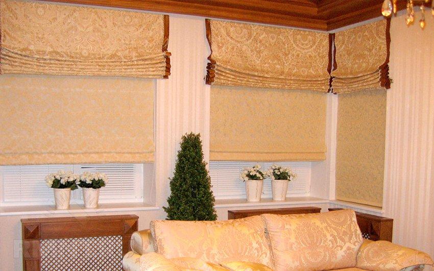 Римские шторы своими руками — пошаговая инструкция. римские шторы на кухню. как сшить римскую штору. пошив римской шторы, пошаговая инструкция изготовления римской шторы своими руками