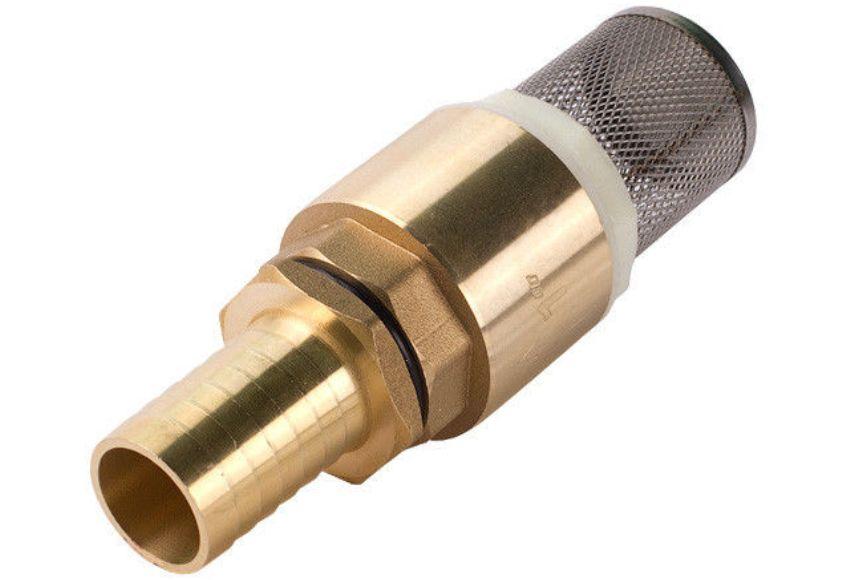 Зачем нужен обратный клапан для воды для насоса?