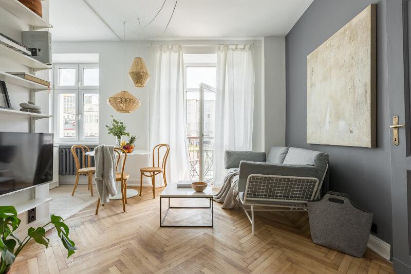 Скандинавский стиль в интерьере + 50 фото идей дизайна