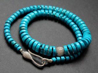 бирюзово синий