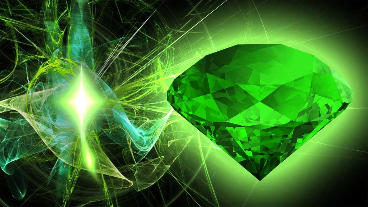 Какой это цвет изумрудный, кому подходит камень изумруд?