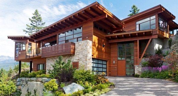 Дома шале – разновидности, особенности, проекты и стоимость