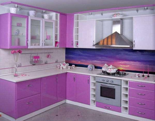 фасадные панели для кухни