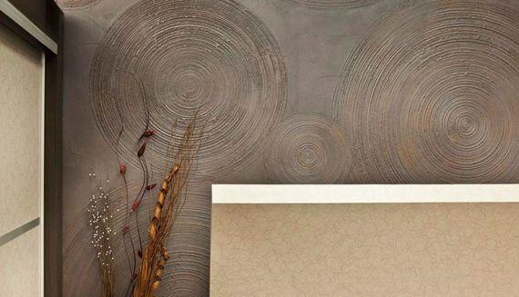 Декоративная штукатурка своими руками: виды и методы применения, архитектура и дизайн (100 фото)