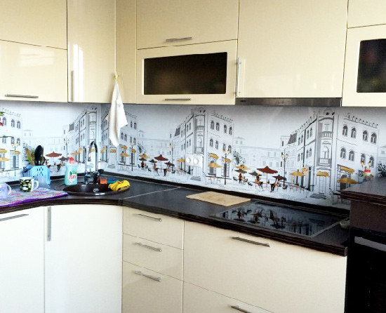 Фартук для кухни из пластика: пвх и абс панели, декоративный экран на стену, выбор материала и применение