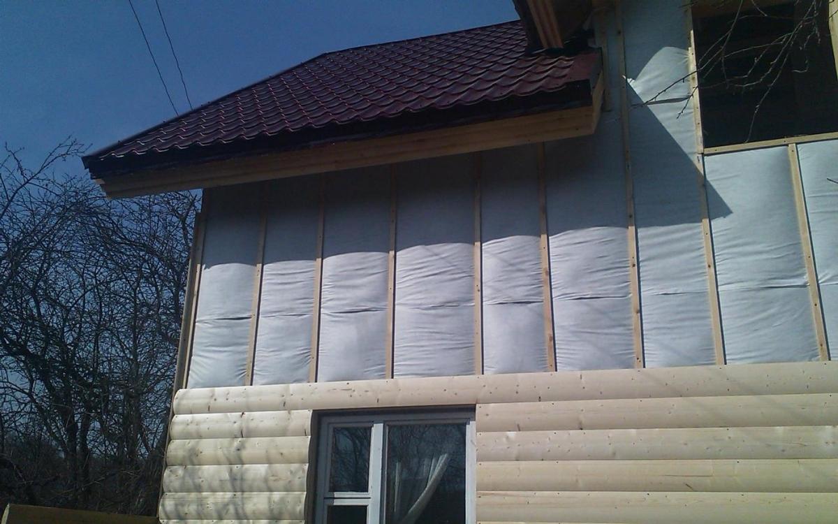 Блок хаус деревянный: пошаговая инструкция по отделке фасада