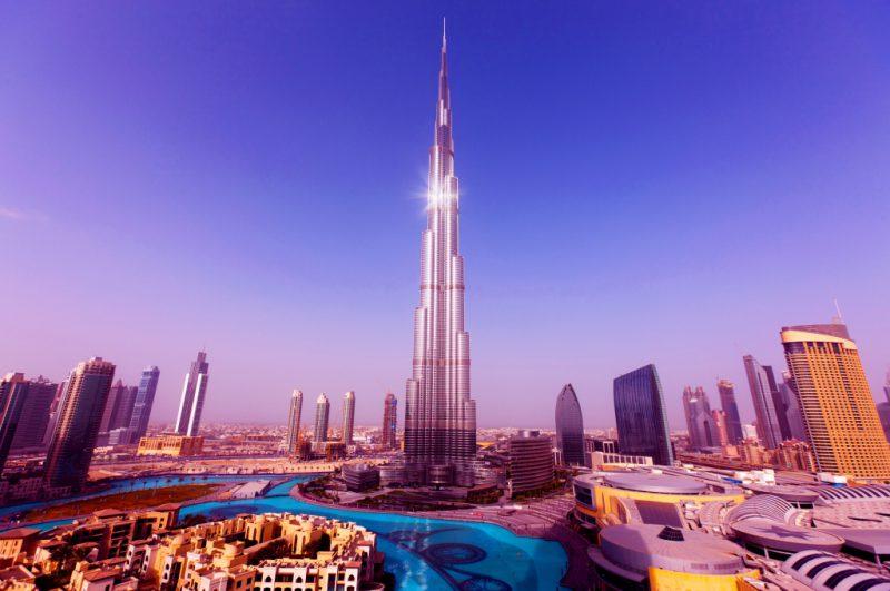 Самое высокое здание в дубае - topkin   2020