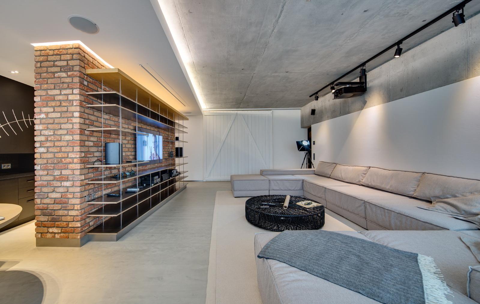Как не ошибиться при выборе потолка в стиле лофт?