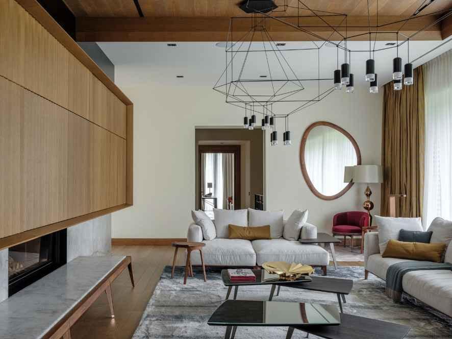 Различные варианты создания креативных потолков
