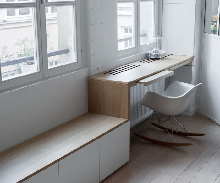 Шкаф вокруг окна: 50+ фото, идеи для спальни, детской и других комнат