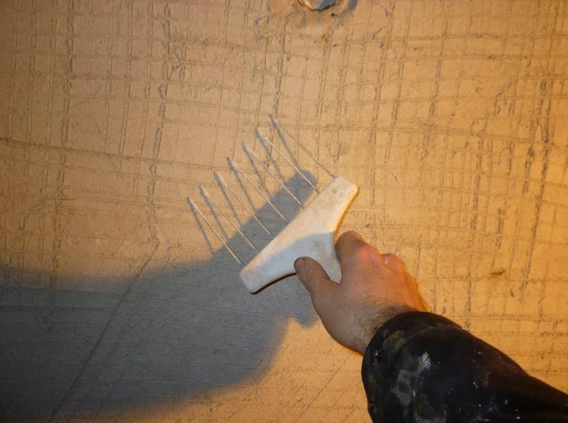 декоративная штукатурка из шпаклевки