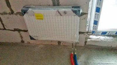 Расстояние от батареи до подоконника: до радиатора от стены и пола, на какой высоте вешать