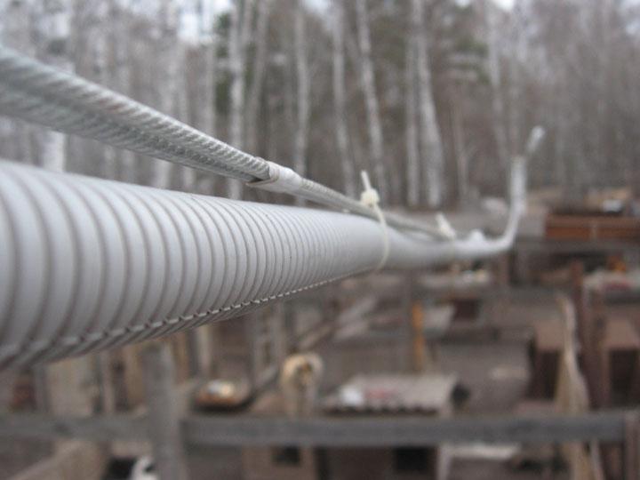 Зачем нужна гофра для электропроводки, как её подобрать и выполнить прокладку кабеля в гофре