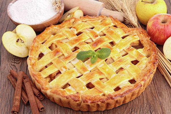 Яблочный десерт 176 рецептов - 1000.menu