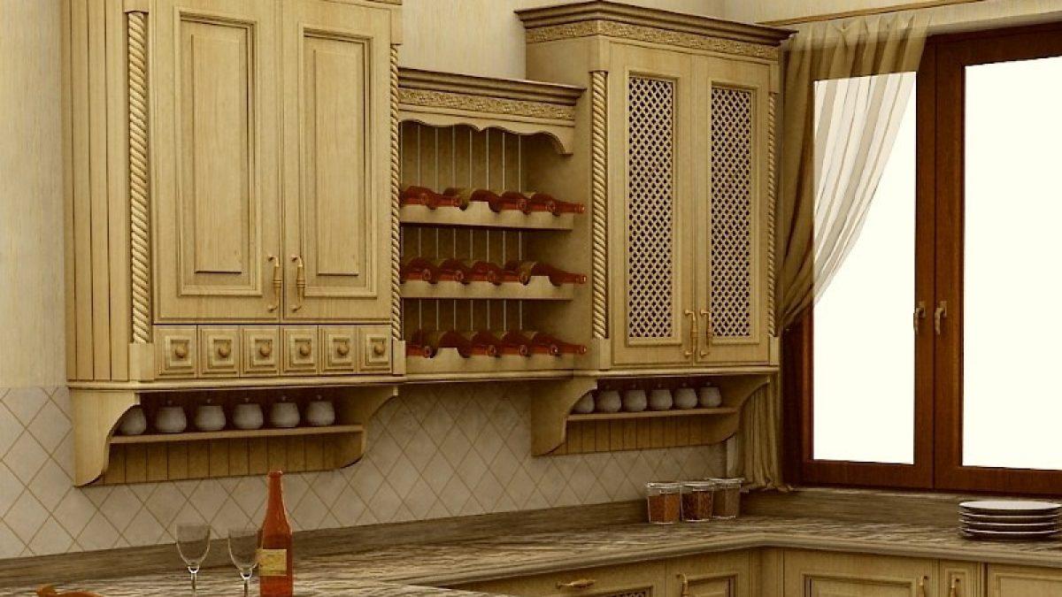 Какую выбрать кухню: обзор материалов