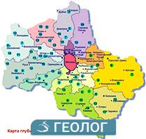 карта грунтов
