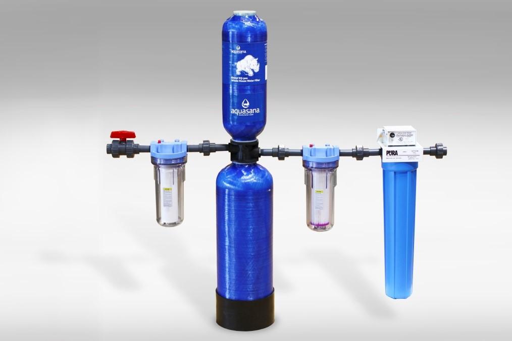 Как правильно очистить воду в домашних условиях?