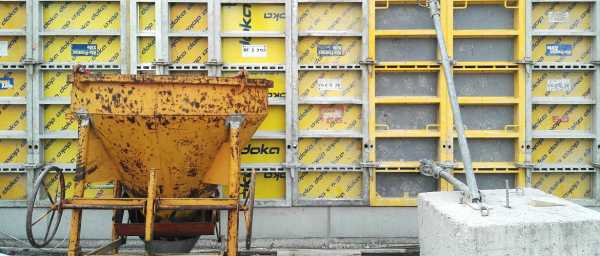 Как рассчитать и замесить качественный бетон для фундамента: технологический обзор от профи