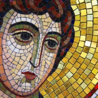 Плитка мозаика - виды и характеристики, особенности монтажа