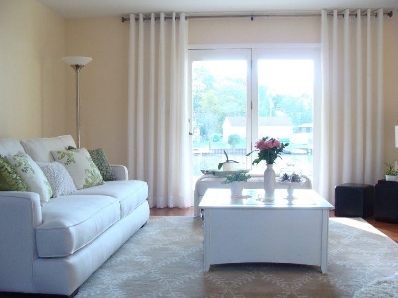 Шторы в частный дом - 126 фото вариантов оформления занавесок и портьер