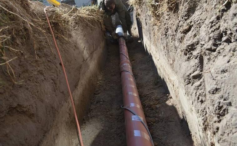 утепление канализационной трубы