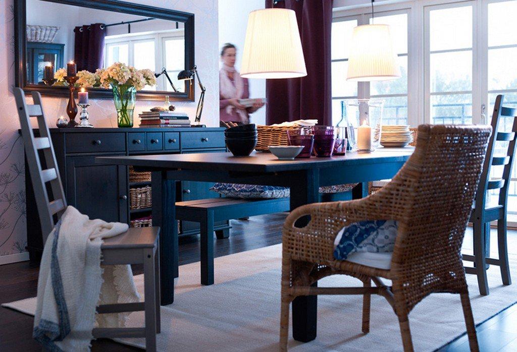 Столы ikea: 98 фото-идей для оформления дизайна с помощью мебели икеа