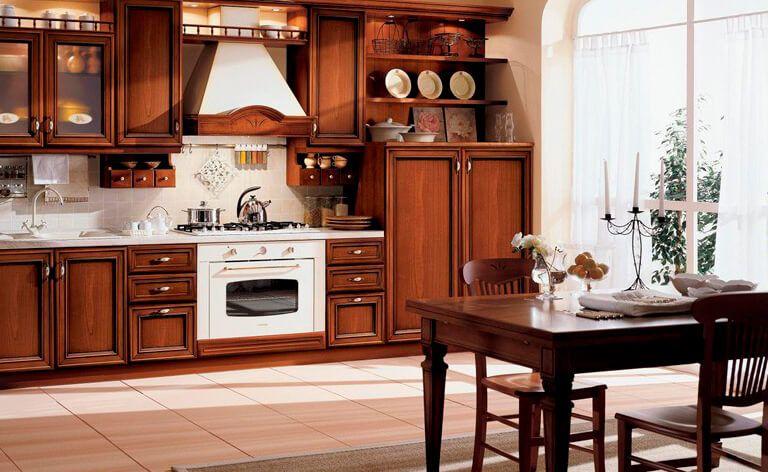 Дизайн кухни в итальянском стиле: 99 идей и фото интерьеров