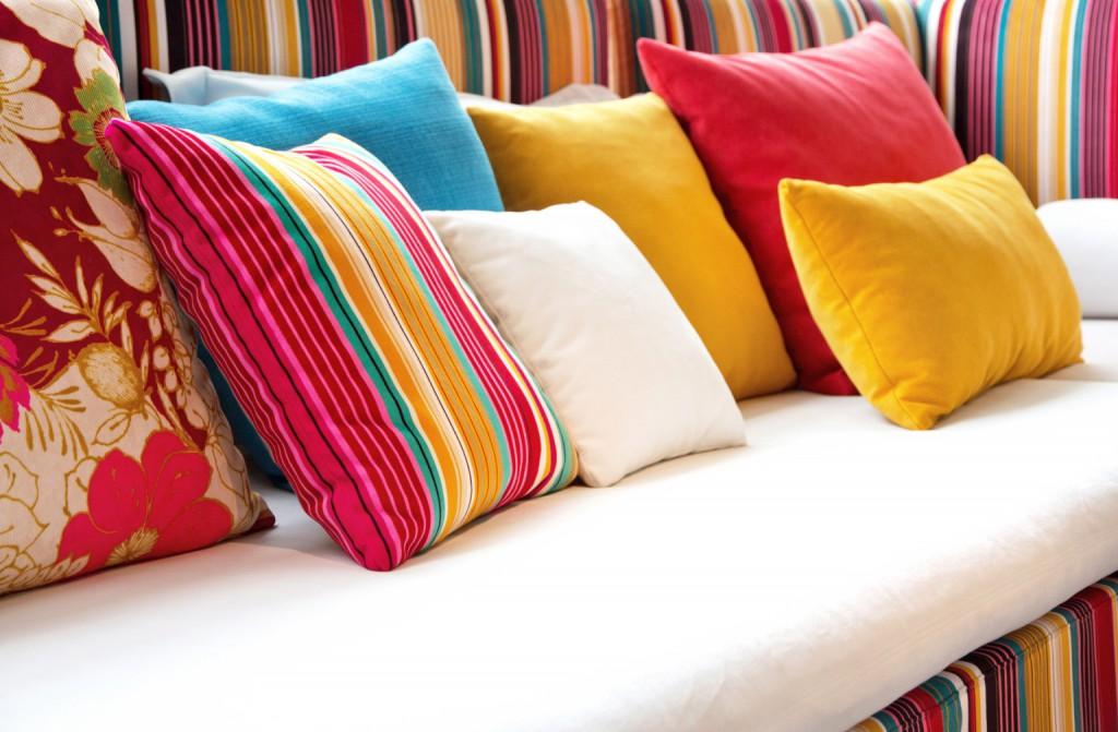 подушка своими руками для декора