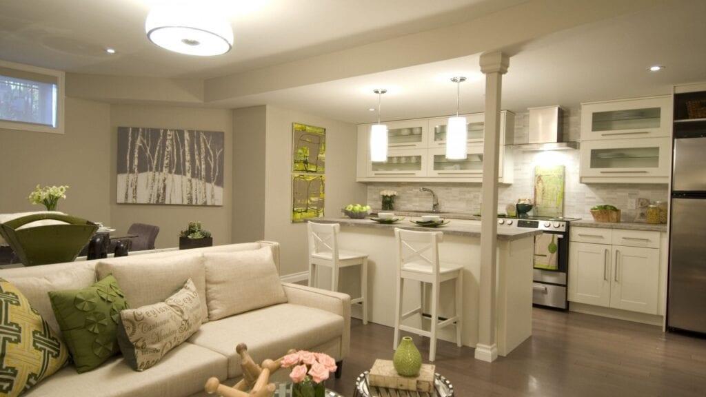 Особенности зонирования кухни и гостиной: достоинства и недостатки, интересные варианты